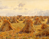 Corn stooks, Warham